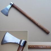Medieval Re-enactors Axe - Studded